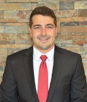 Dr. Tyler Chiropractor in Cornerstone Chiropractic