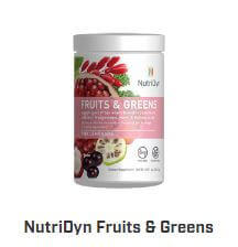 NutriDyn Fruits & Green