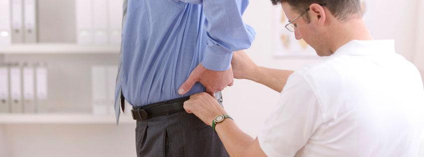 avoid low back pain